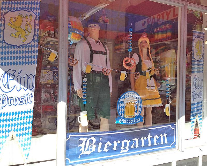 Oktoberfest Party Land